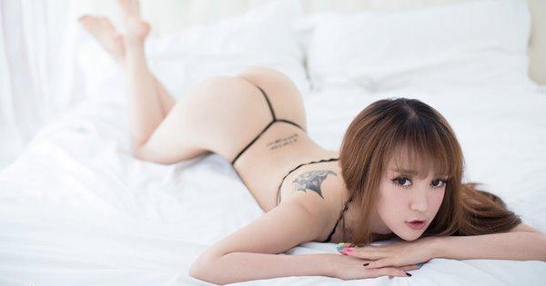 Người đẹp Xiao Pan Shu (小潘鼠)