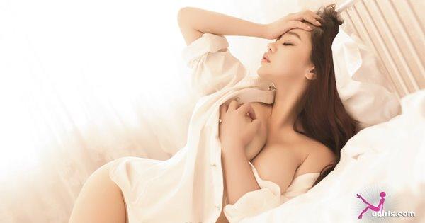 Người đẹp Xiao Jiu Ri Ri (小九日日)