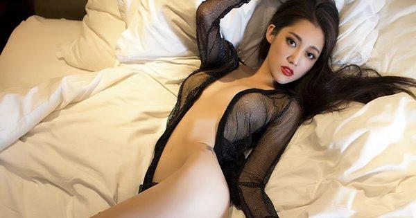 người đẹp Zhang Dong (张冬)