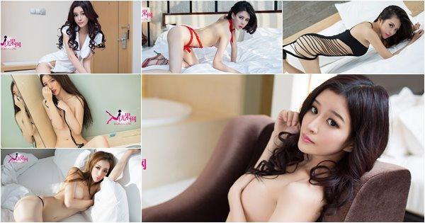 người mẫu Trung Quốc sexy khỏa thân