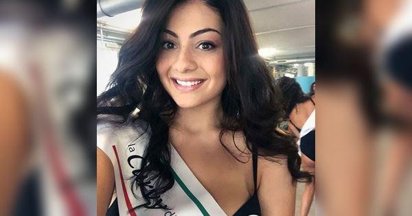 người mẫu Paola Torrente